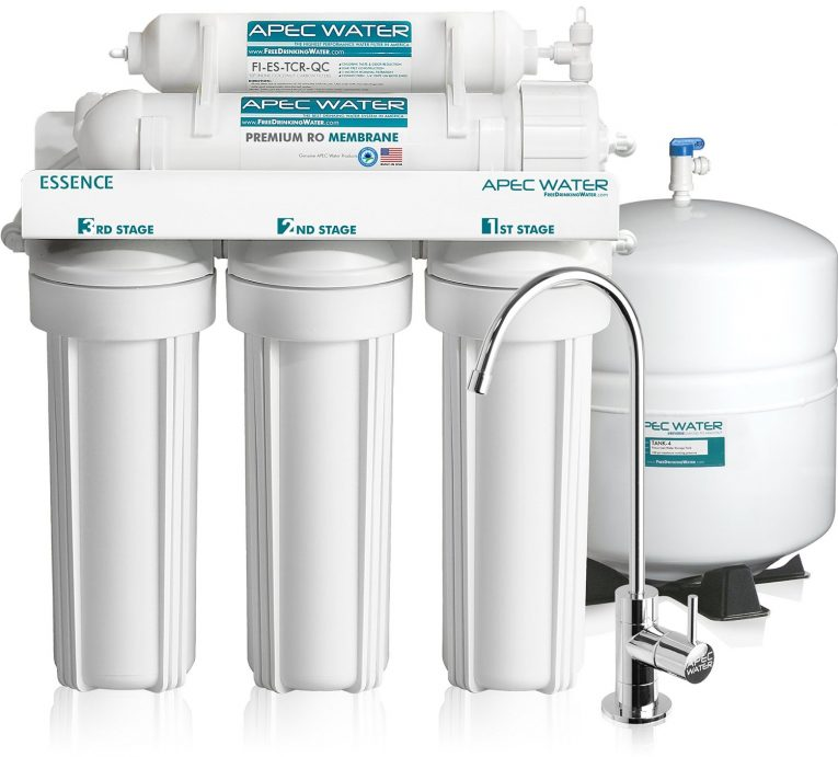 APEC Water Systems ROES-50, Premium 5-Stage Reverse Osmosis Drinking Water Filter System Review