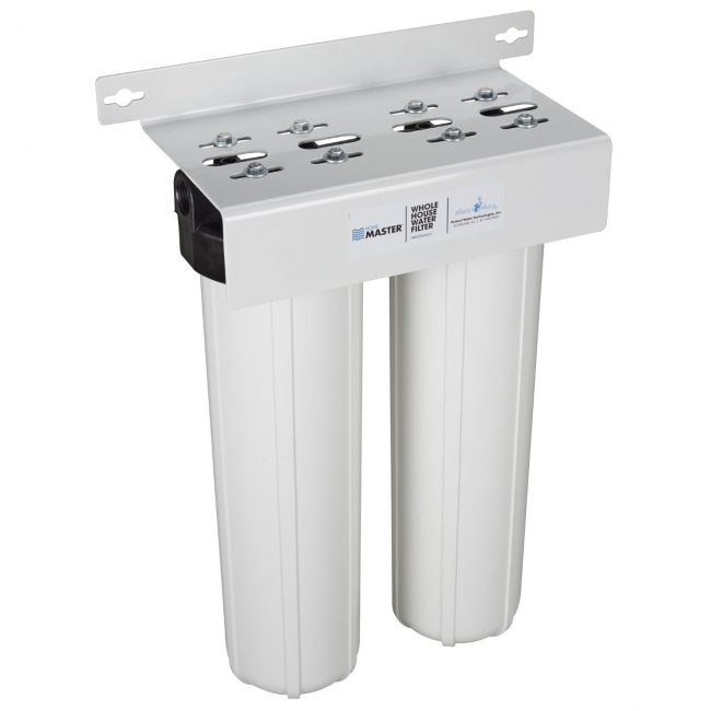 Home Master HMF2SMGCC Whole House 2- Stage Water Filter Review