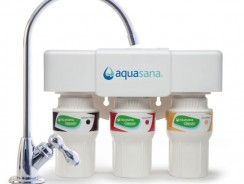Aquasana AQ-5300.56 3-Stage Under Counter Water Filter System Review