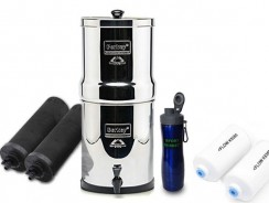 Berkey Drinking Water Filtration System Bundle with 4 Filters Review