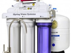 iSpring RCC7AK 6-Stage Residential Under-Sink Reverse Osmosis Water Filter System w/ Alkaline Remineralization Review